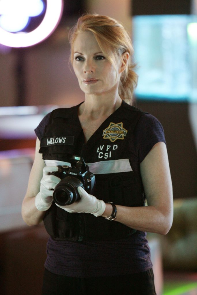 image of Marg Helgenberger from CSI: Las Vegas (9x04) Let It Bleed